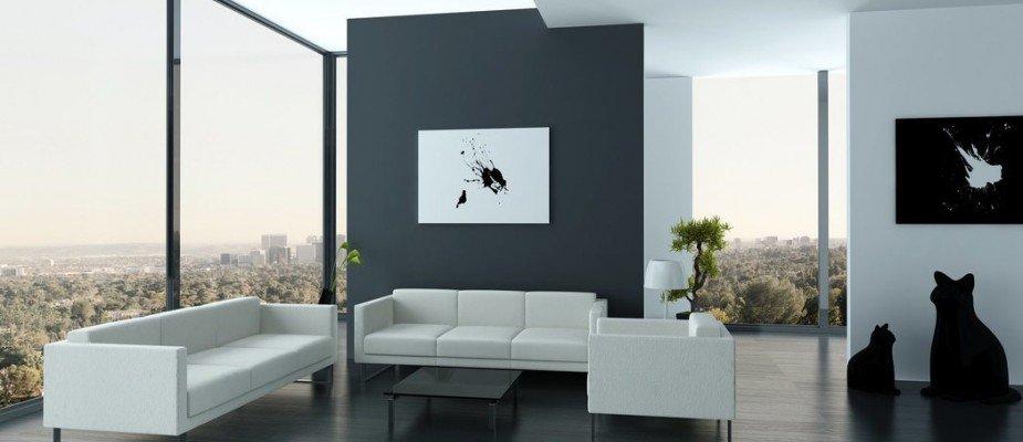 Estilo minimalista, vai um pouco de elegância e sobriedade aí?