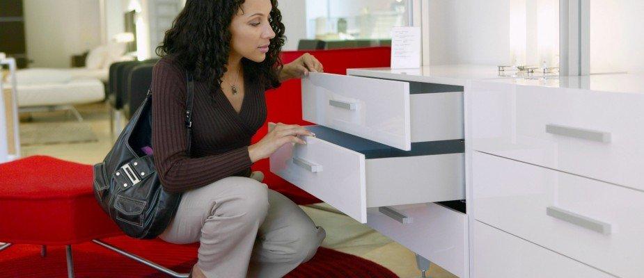 Erros a evitar ao comprar móveis.
