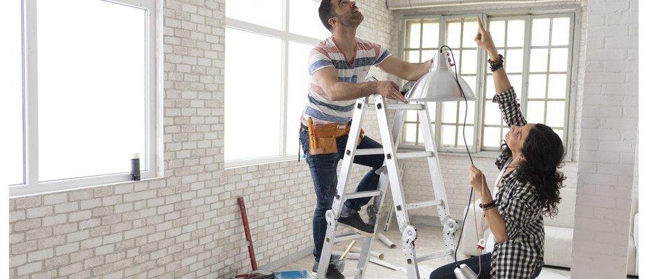 Reforma da casa sem quebrar nada: 4 ideias pra renovar seu lar.