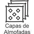 Kit Capas de Almofadas