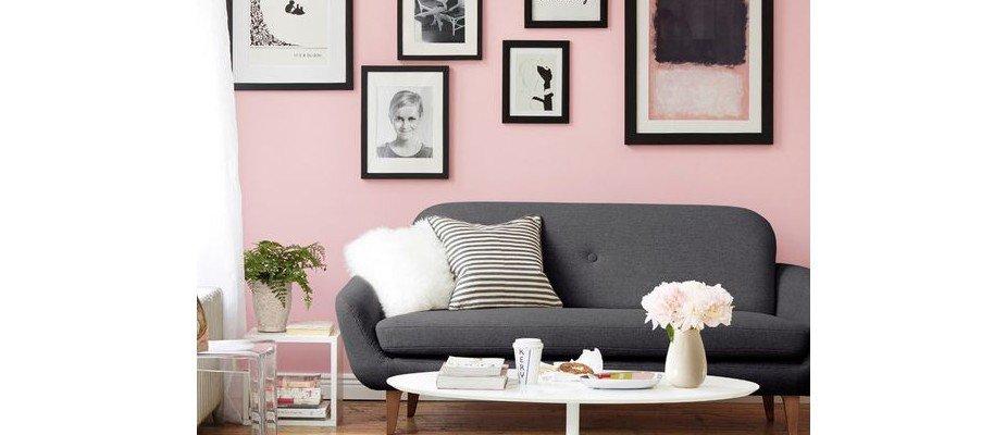 Eu amo rosa. E agora? Essa cor não é tão comum em decoração, mas vem ganhando espaço.