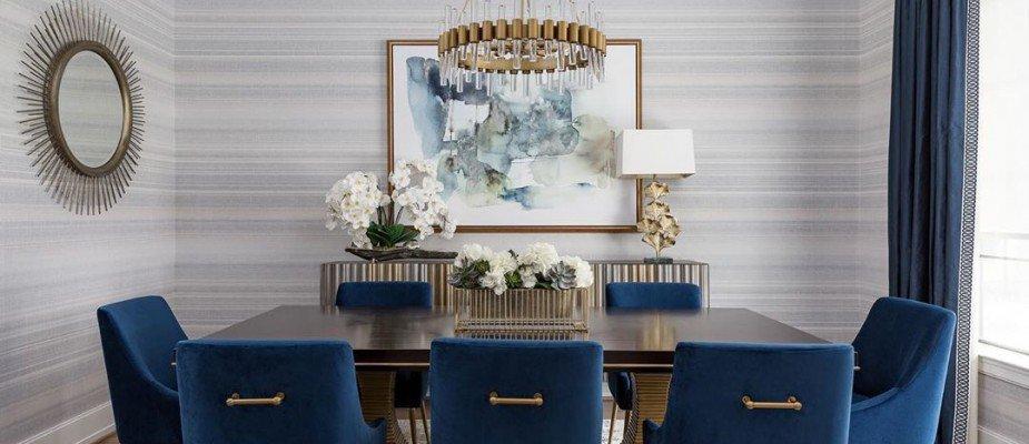 Como decorar a sala de jantar de sua casa, de acordo com alguns estilos decorativos