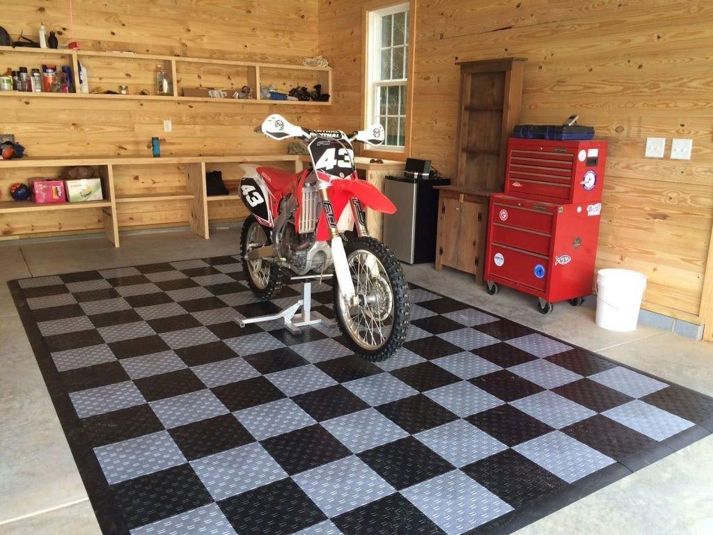 garagem decoracao apaixonados moto prego e martelo