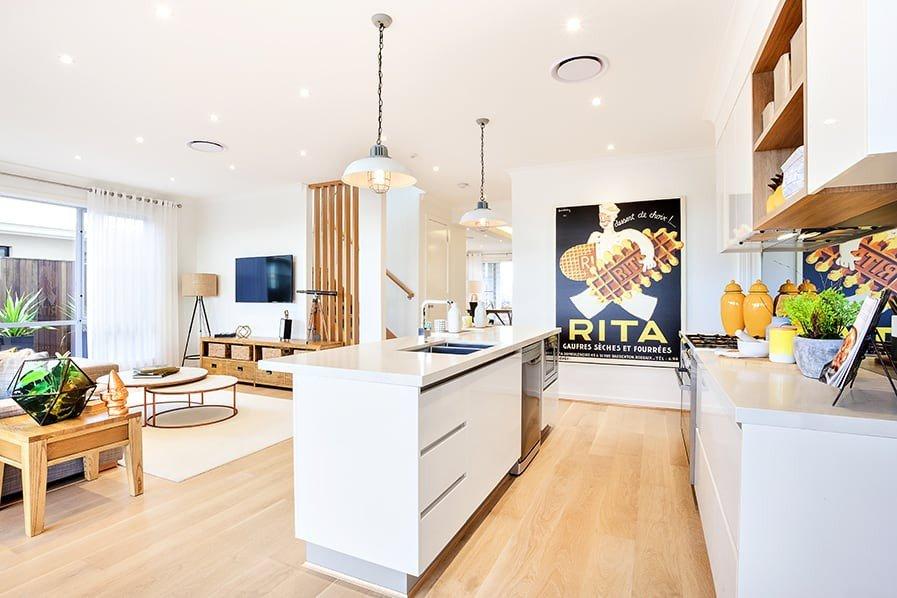 espaco pequeno cozinha sala integradas