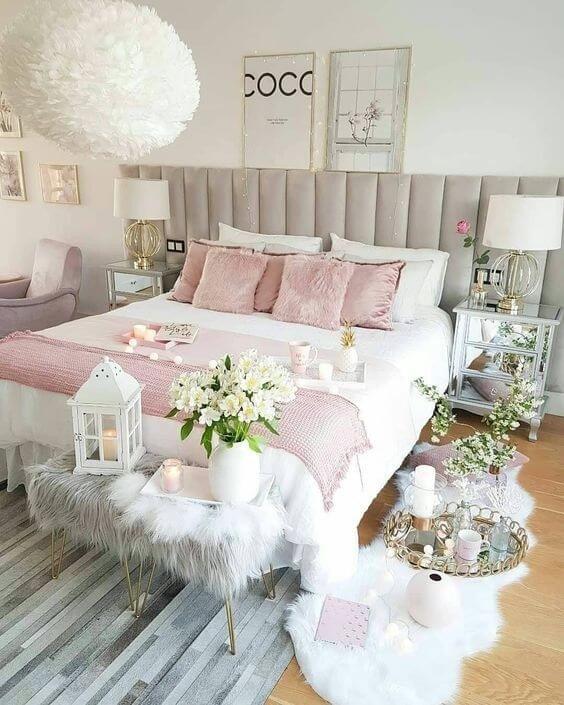 cama arrumada pendler