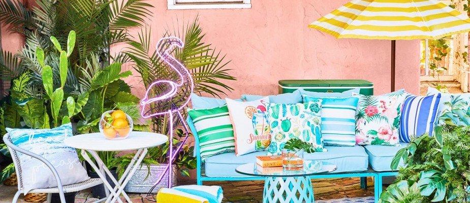 8 dicas de decoração de verão para refrescar sua casa