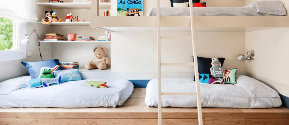 Decoração de quarto infantil: como as cores afetam as emoções de nossas crianças.