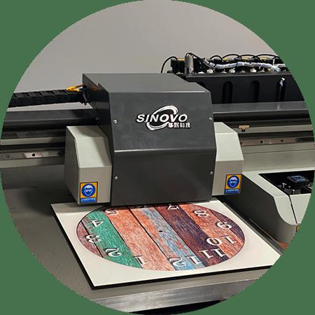 Impressão com Tecnologia HP Látex