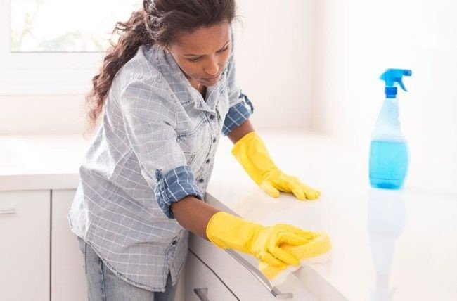 limpeza casa nova prego e martelo