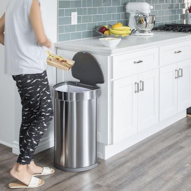 lixo cozinha feng shui prego e martelo