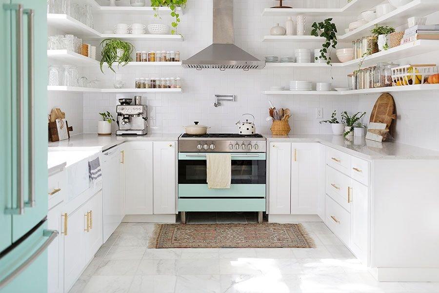 prateleiras para cozinha prego e martelo