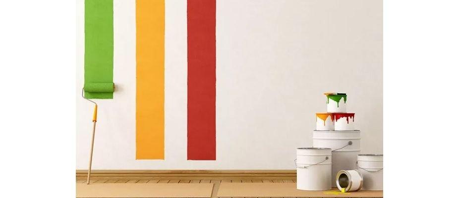 Como escolher as cores da sua parede?