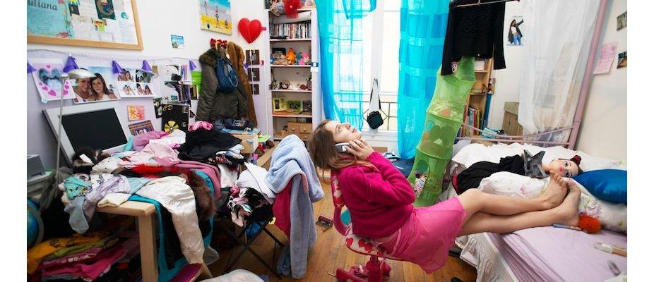 Dicas para decorar e mobiliar quarto de adolescente.