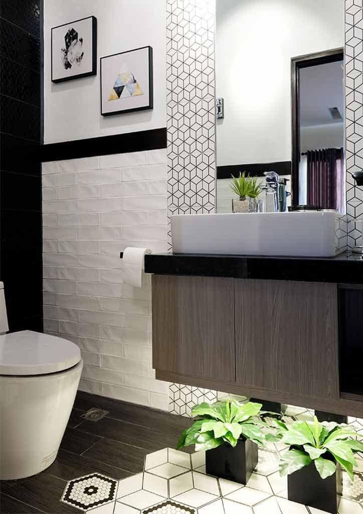 banheiro feng shui prego e martelo 1