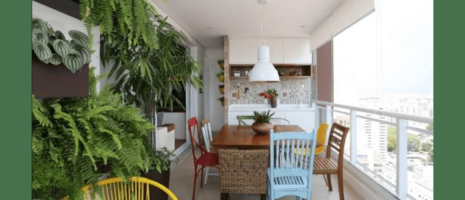 5 dicas para montar a sua varanda gourmet!