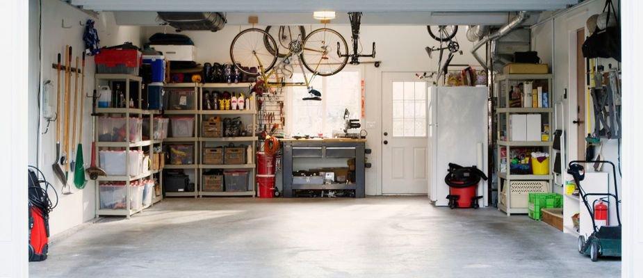 Dicas para decorar sua garagem com estilo e funcionalidade.
