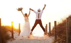 recem casados decor prego e martelo