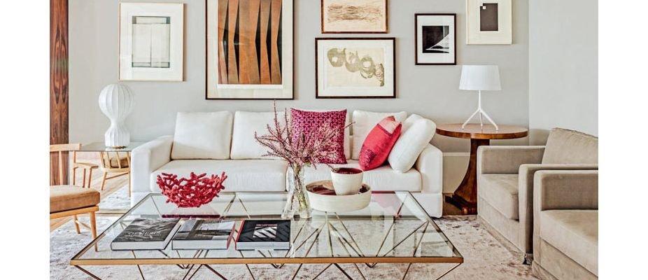 5 erros comuns na decoração de salas