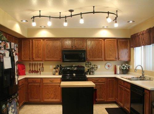 iluminaca central cozinha prego e martelo