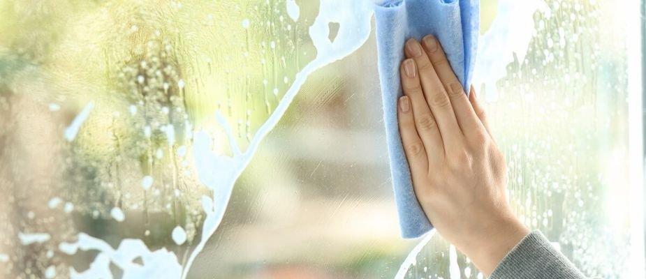 Guia prático para limpeza de vidros