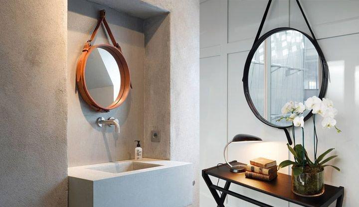 espelho adnet banheiro prego e martelo