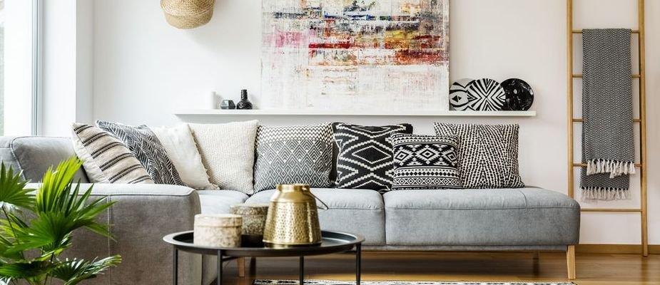 Posição do sofá de acordo com o Feng Shui.
